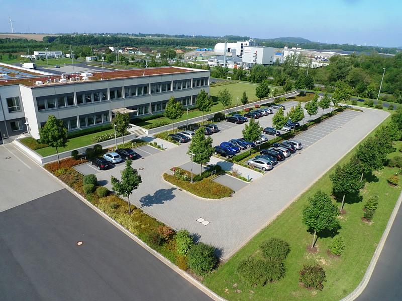Aldi Logistikzentrum Eschweiler, © Aldi Süd GmbH & Co. KG Eschweiler