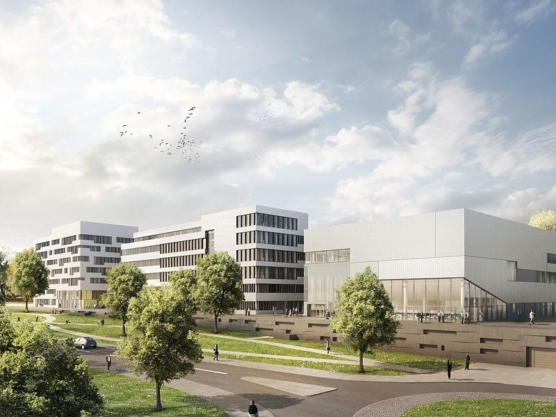 Gesundheitscampus NRW, © © léonwohlhage Gesellschaft von Architekten, Berlin