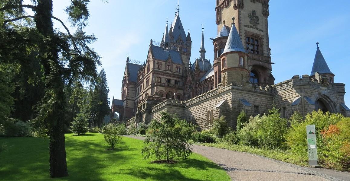 Permalink auf:Drachenburg Königswinter
