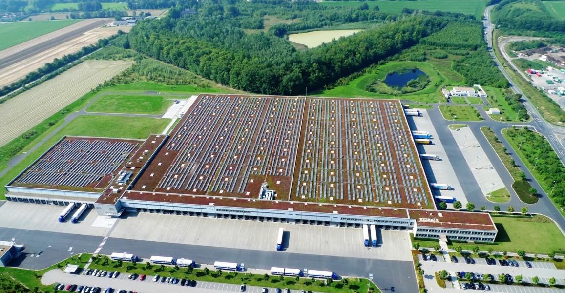 Aldi Logistikzentrum Eschweiler