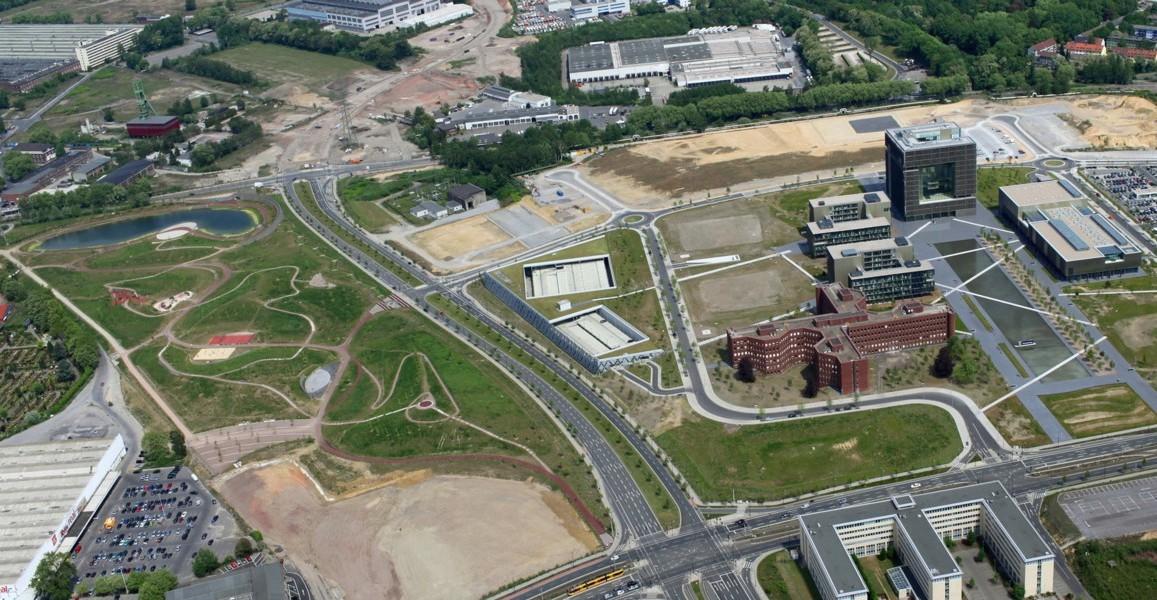 Permalink auf:thyssenkrupp Quartier und Krupp-Park in Essen